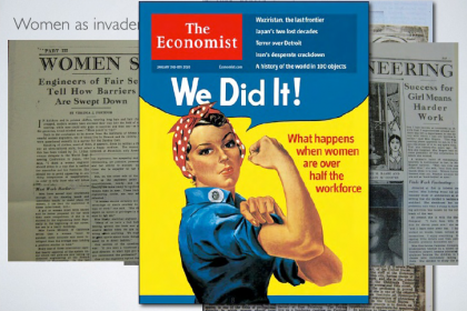 Women Engineers - We Did It!